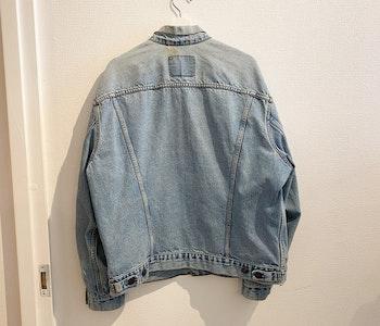 Levis Oversized Jeans Jacket