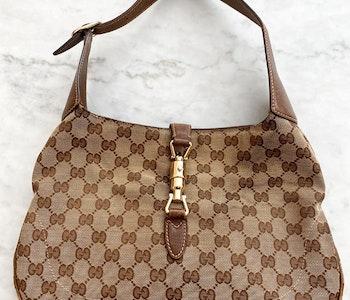Gucci Jackie Vintage Hobo Bag