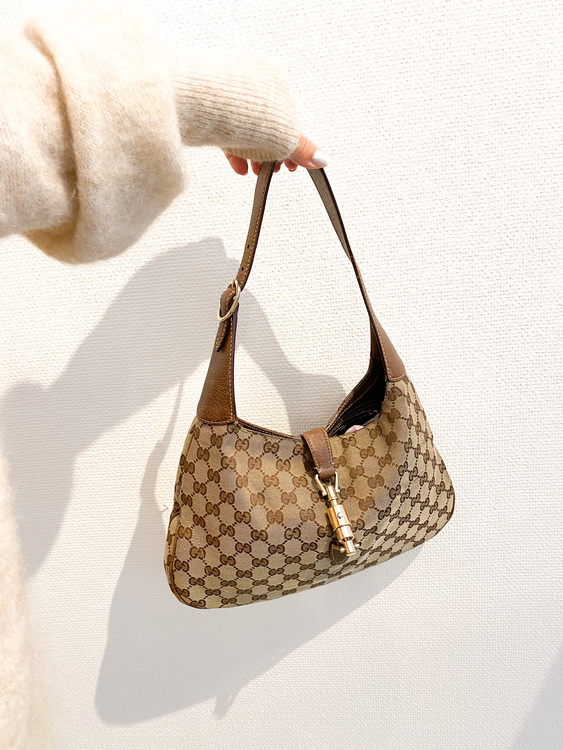 Gucci Jackie Vintage Hobo Bag