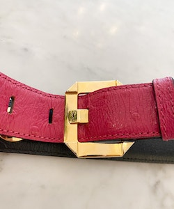 YSL Saint Laurent Belt