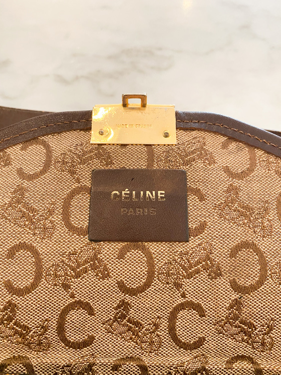 Céline Horse Carriage Vintage Bag