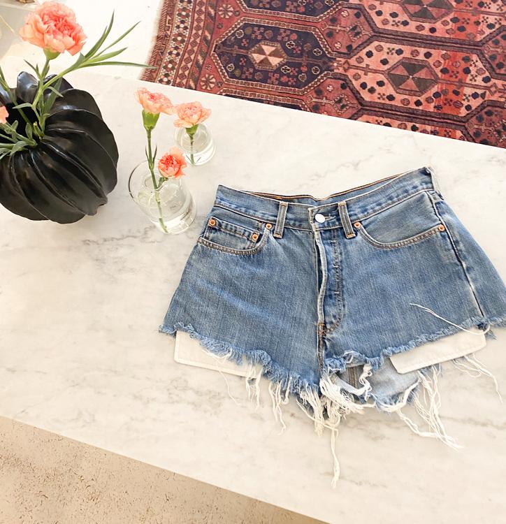 Levis Vintage Shorts Strl.30