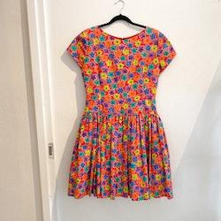 Vintage Festklänning Strl.38