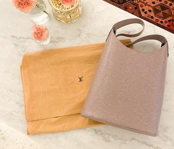 Louis Vuitton Verseau shoulder bag