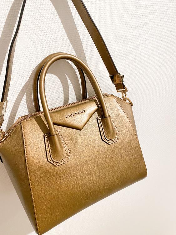 Givenchy Antigona Small leather tote