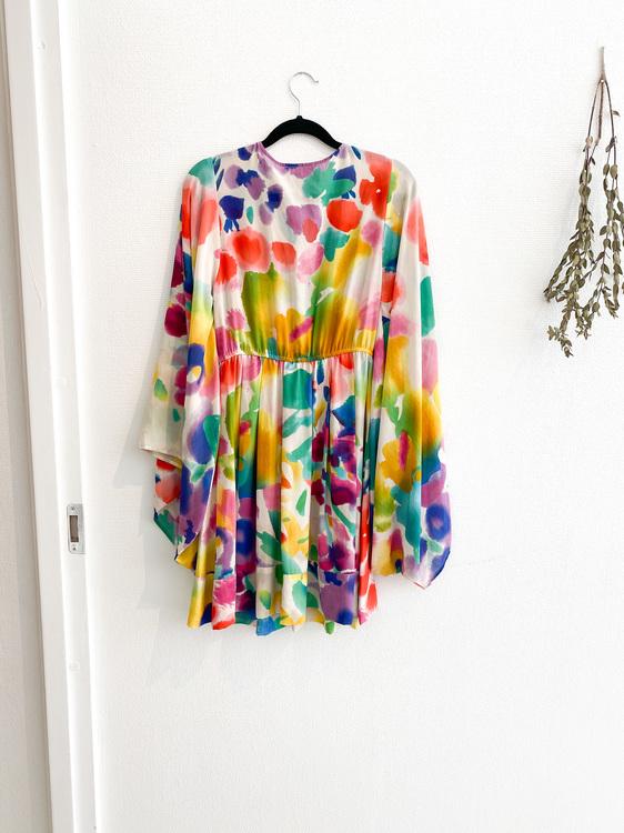 HM The Garden dress Strl.34