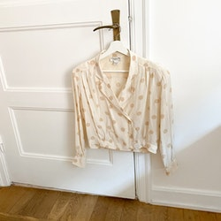 Christian Dior Silk Blouse