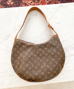 Louis Vuitton Croissant GM Vintage Monogram
