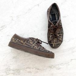Fendi Monogram Shoes Strl.40