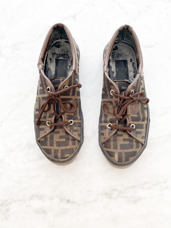 FENDIMonogram Shoes Strl.40