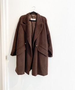 MAXMARA Coat/ Cape (Size 34-42)