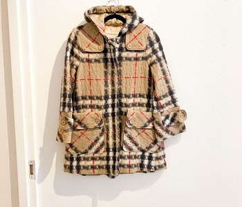 Burberry Vintage Check Jacket (JR140)