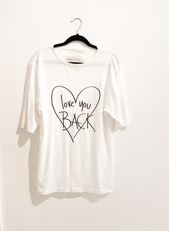 BACK Love You Back T-shirt (Strl.40)