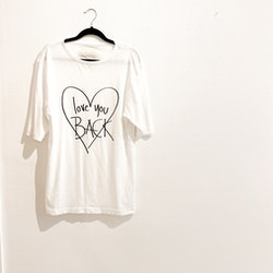 BACK Love You Back T-shirt (Strl.40)
