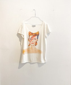 G.KERO Limited Edition T-shirt David Bowie (Large)