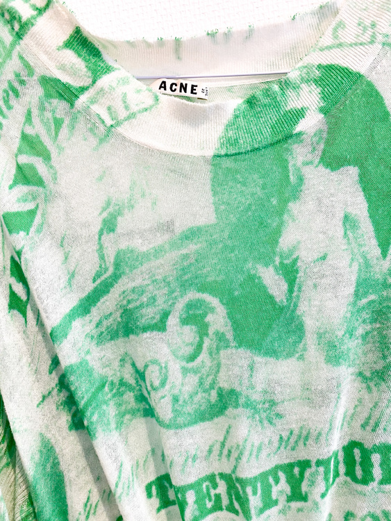 ACNE STUDIOS Sweater (M/L)