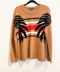 MAJE Margu Camel Knit (Strl.3)