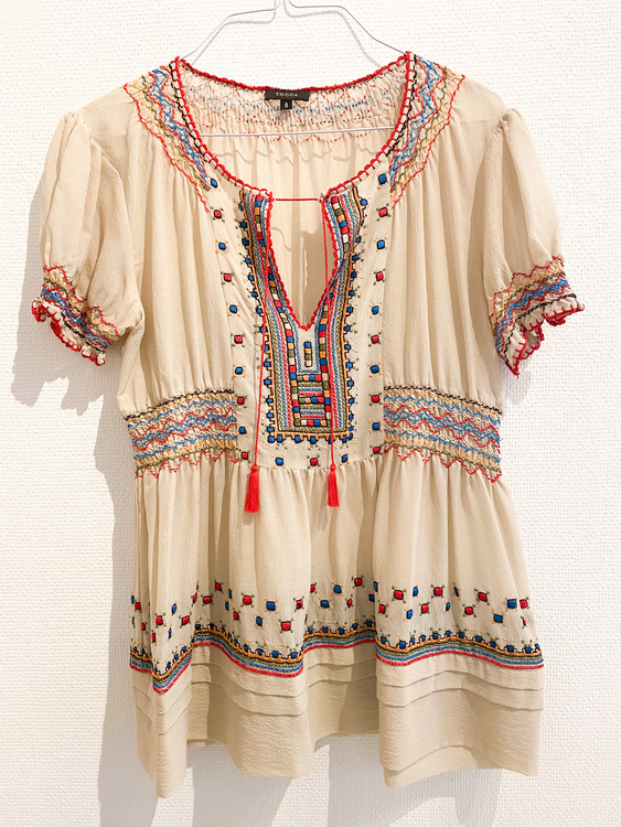 TOCCA Blouse (S/M)