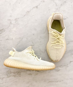 YEEZY X ADIDAS Boost 350 V2 Butter Lemon (40)