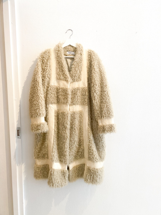 RODEBJER Alasia Coat (X-Small) Oversized