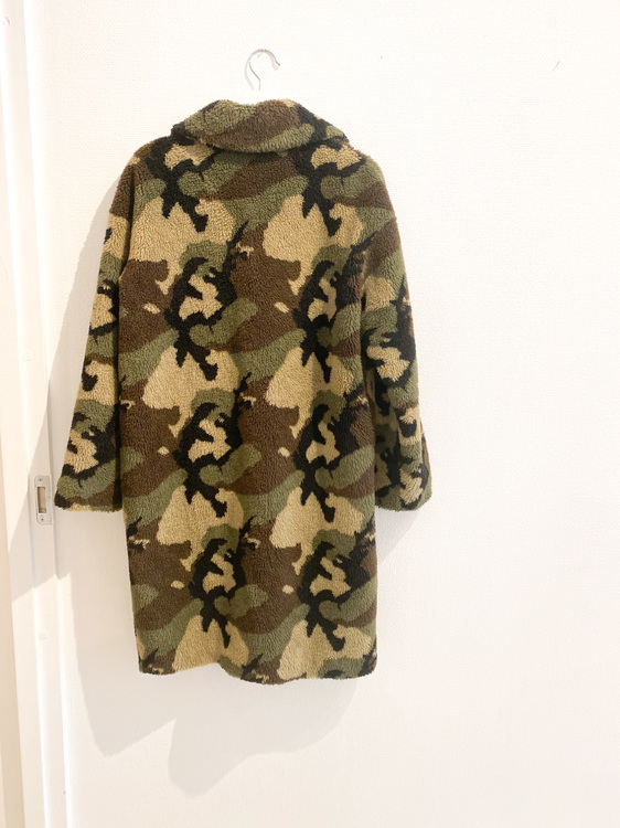 STAND Camille Cocoon Coat (38)