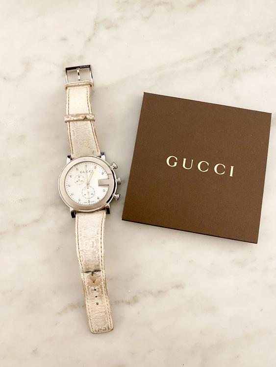 GUCCI G-Chrono Watch 101M