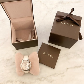 GUCCI G-Chrono Watch 101M