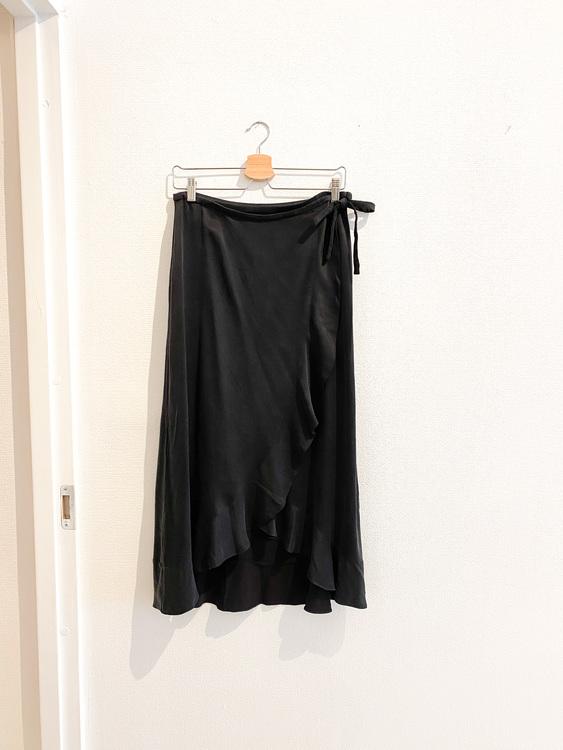 Samsøe & Samsøe Limon Wrap Skirt (Medium)