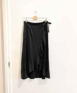 Samsøe & Samsøe Limon Wrap Skirt (Medium)