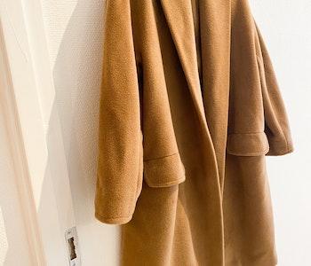 MAXMARA Camel Coat (Size S/L)