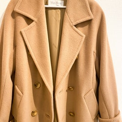 *RESERVERAD* MAXMARA 101801 Icon Coat (38)