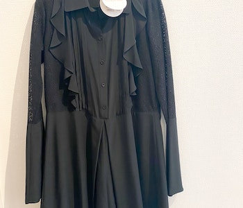 SEE BY CHLOÉ Silk Playsuit (40)