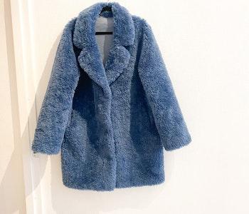 TEDDY Blue Coat  (M/L)