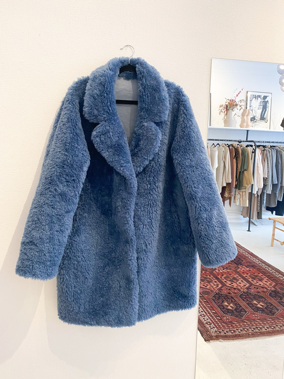 TEDDY Blue Coat  (M/L)