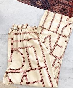 TOTÊME Natal Silk Pants (S)