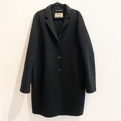 ACNE STUDIOS Elsa Double Coat (40)