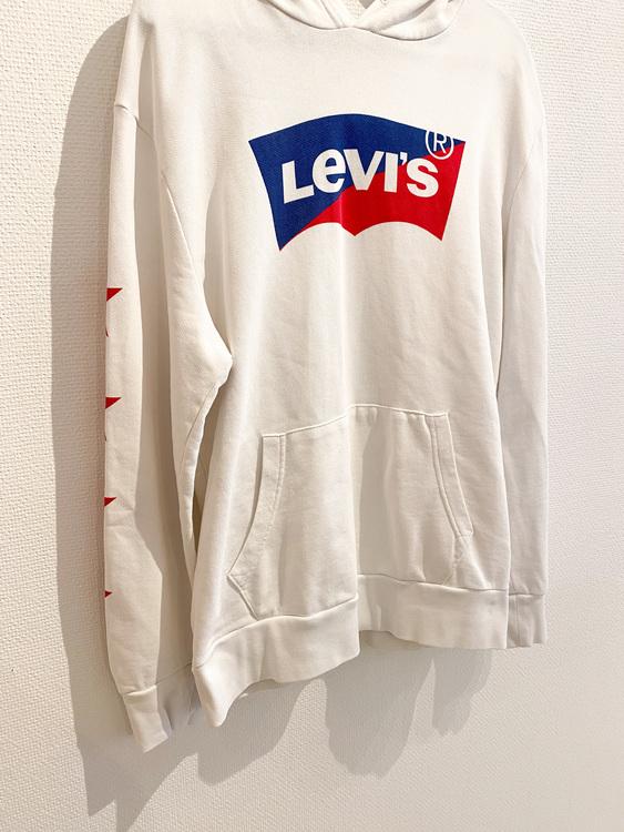 LEVIS Logo Hoodie  (L)