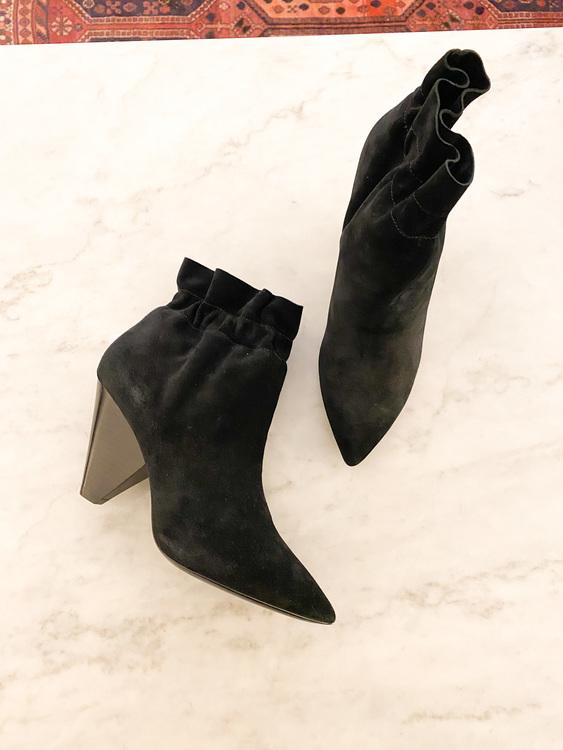 ASH Suede Boots (36)