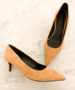 BY MALENE BIRGER Suede Pumps (38)