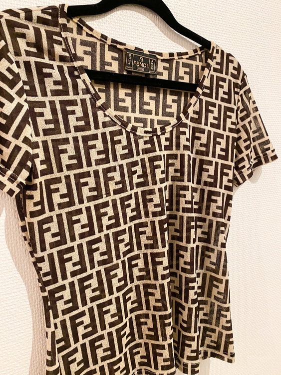 FENDI Monogram Shirt
