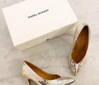 ISABEL MARANT Prissy Heels  (37)