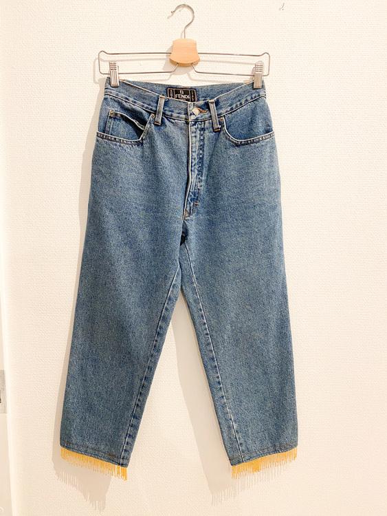FENDI Vintage Jeans
