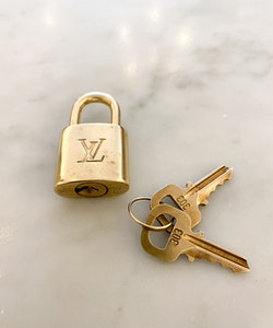 Louis Vuitton Lock/Lås 303