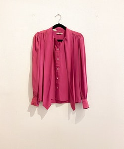 SAINT LAURENT Silk Blouse Vintage  (36)