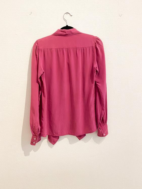 SAINT LAURENT Silk Blouse Vintage  (36)