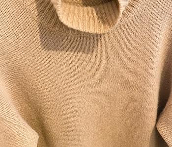 JOSEPH Cashmere High Neck Tunic  (Large)