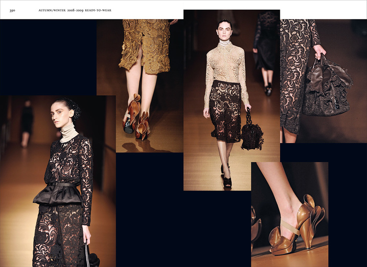 PRADA CATWALK BOOK