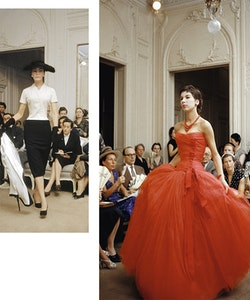 DIOR CATWALK BOOK