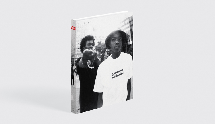 SUPREME LIMITED EDITION BOOK