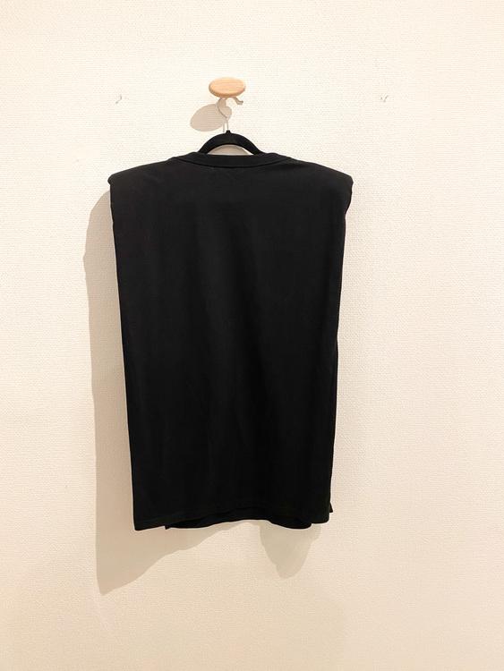 THE FRANKIE SHOP Eva Muscle T-Shirt (L)